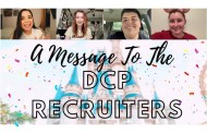 A Heartwarming Message to the Disney College Program Recruiters
