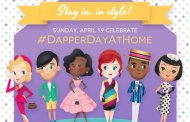 D3 Darlins Do Dapper Day From Home via Social Media