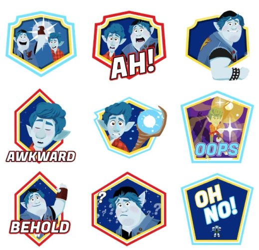 Download Disney, Pixar, Star Wars And Marvel Stickers For iMessage Completely Free! 4