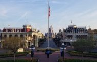 The American Flag Is A Symbol of Hope at the Magic Kingdom