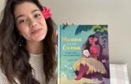Auli'i Cravalho Voice Of Moana Reads