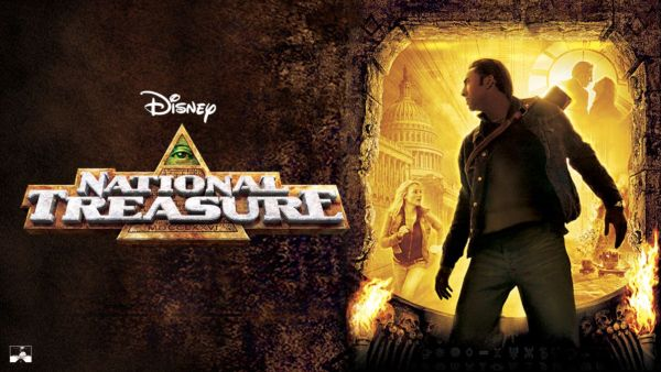 National Treasure' is Now Available to Stream on Disney+