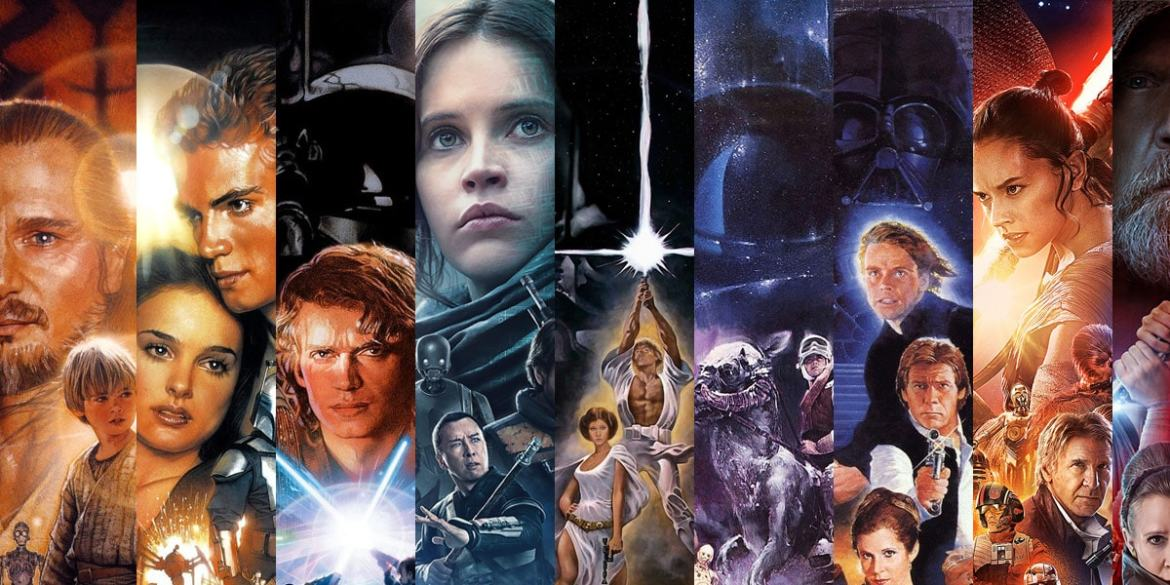 Get Paid $1000 to Binge Watch All the Star Wars Movies