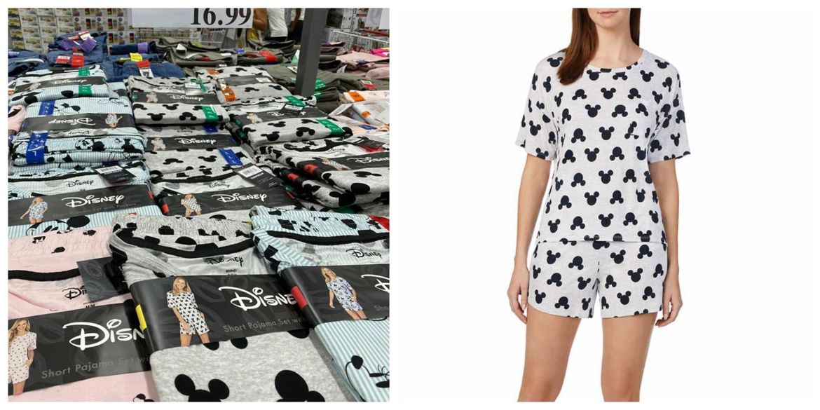 Super Cute Disney Pajamas Now Available At Costco