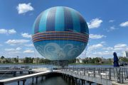 Aerophile Characters in Flight reopens in Disney Springs
