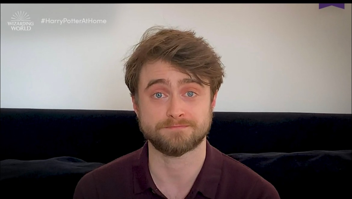 Daniel Radcliffe Reads Harry Potter and the Sorcerer's Stone