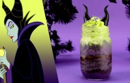 Maleficent Cake Jar Recipe