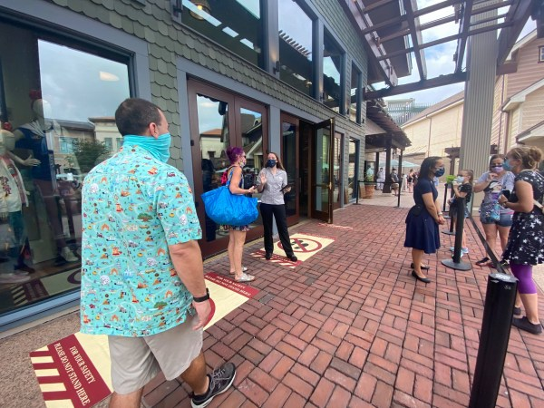 World of Disney store reopens at Disney Springs 2