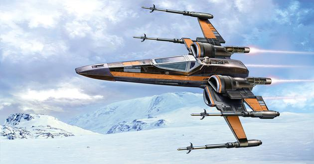 Star Wars Fan Syncs X-Wing Footage to 'Danger Zone' from Top Gun