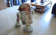 R9-D9 Robot Vacuum R2 Unit is a must have!