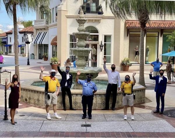 Congratulates Disney Springs