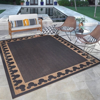 New Mickey Mouse Rugs Are Here To Get Our Patios Summer Ready 3