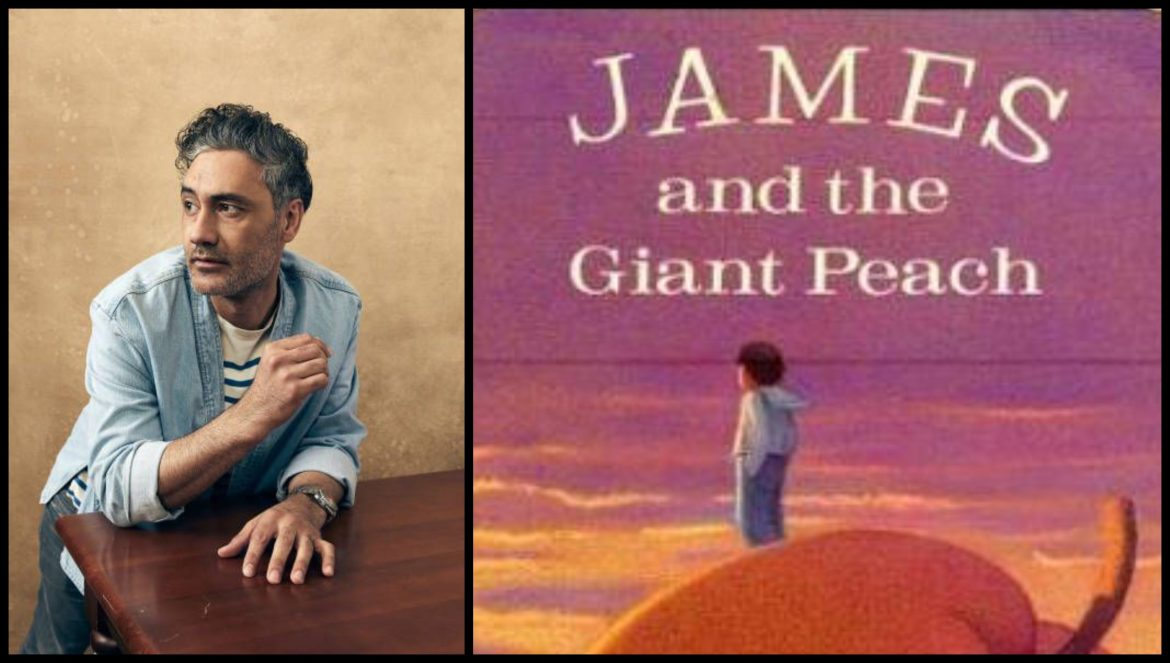 Taika Waititi to Host Celebrity Filled 'James and the Giant Peach' Read-Along