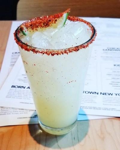 Epcot's La Cava's Avocado Margarita Recipe! 3