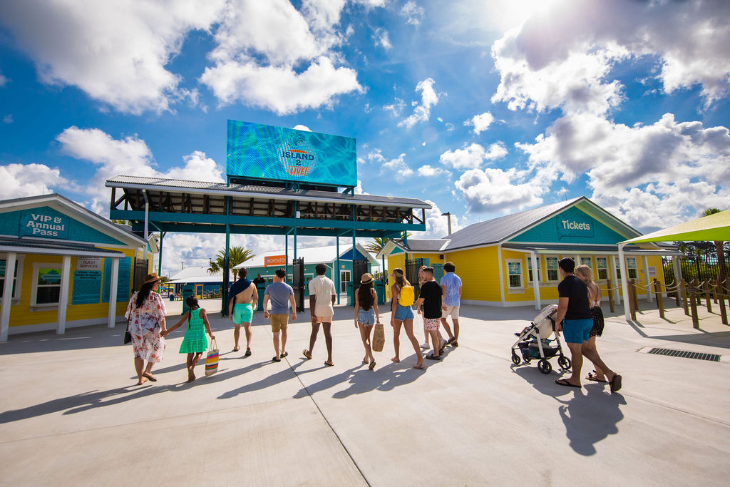 Margaritaville's Island H2O Live! Water Park will reopen to Guests on Saturday, May 23rd