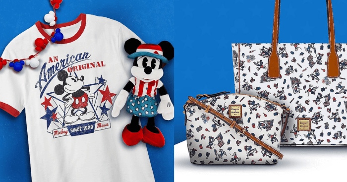 New Americana Disney Collection Now Available On shopDisney 1