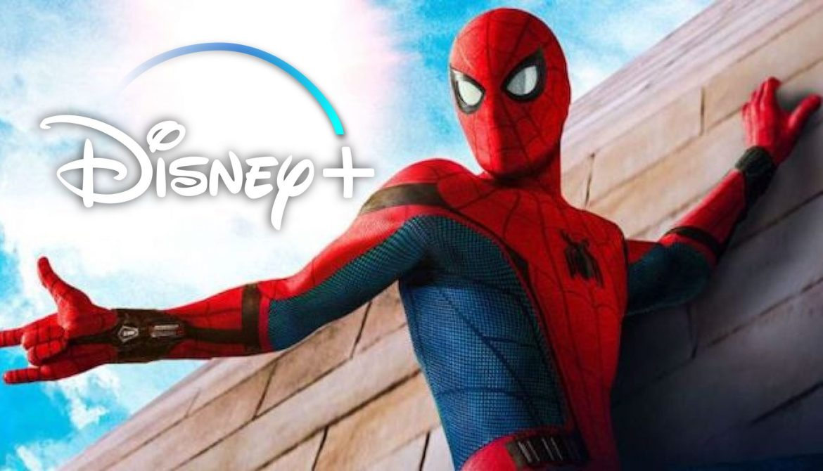 """New 'Spider-Man' Series Rumored to be """"In the Works"""" for Disney+"""