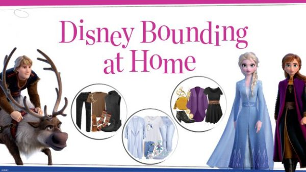 Bring Frozen 2 To Your Home In Style With Disney Bounding 1