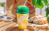 Missing Disney? Try this Dole Whip Drink from Taco Bell!