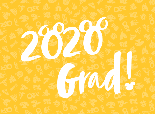 Celebrate Your 2020 Grad With A Little Disney Magic! 1