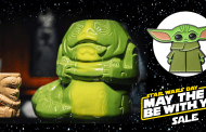May The Fourth Deals For Star Wars Day And Free Baby Yoda Pin From Toynk!