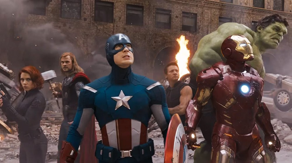 You Could Win a Virtual Game Night with Chris Evans and The First Avengers!
