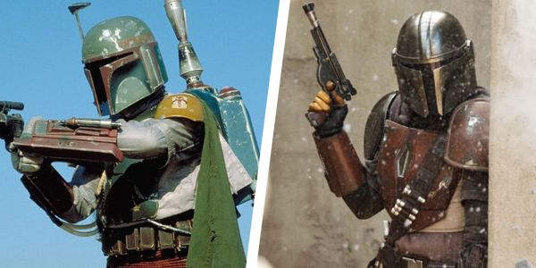 Boba Fett to Appear in Season 2 of Star Wars 'The Mandalorian' 1