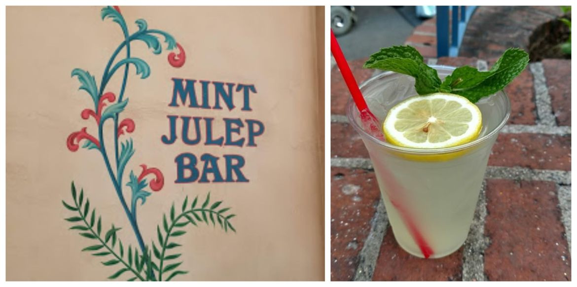Make Disneyland's Famous Mint Julep At Home