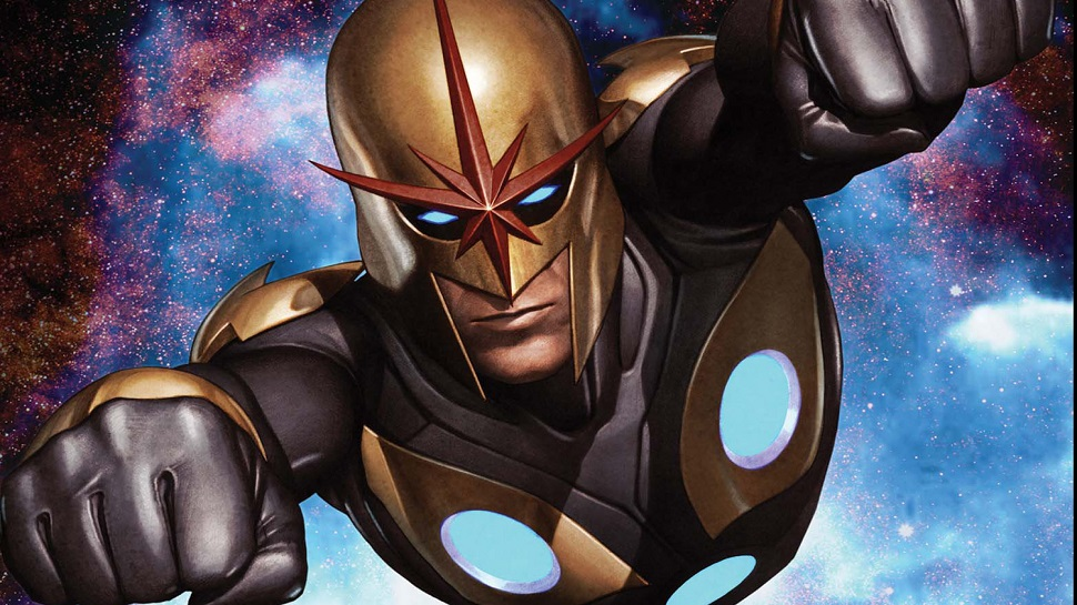 Marvel Studios Kevin Feige Confirms they are Moving Forward with 'Nova' Film or Series
