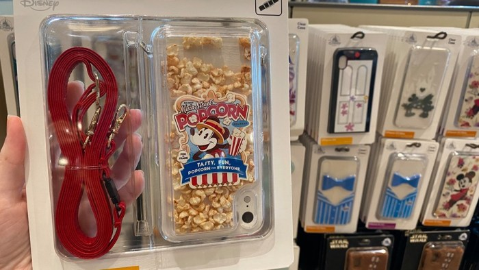 Disney Popcorn Phone Case Is Popping With Fun 1