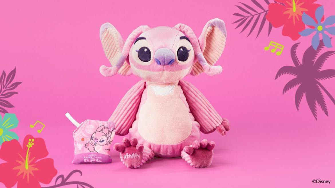 Angel Scentsy Buddy From Lilo And Stitch Is Back