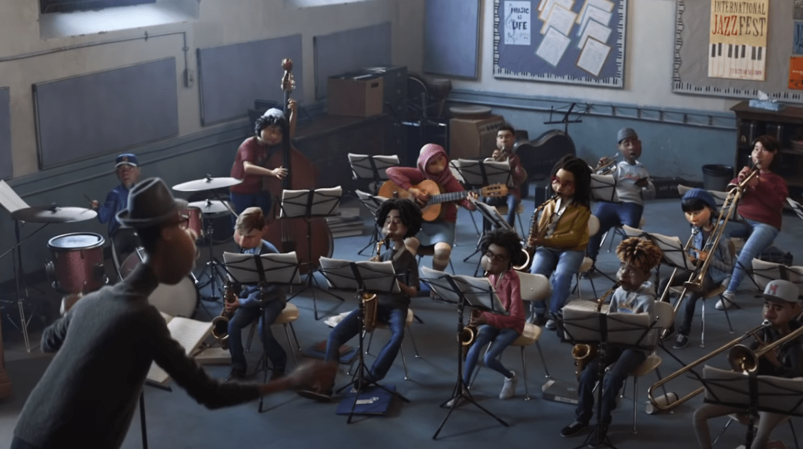 New Sneak Peek at Pixar's Soul