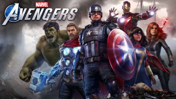 'Marvel's Avengers' Will Be Available on PS5 and Xbox Series X 1