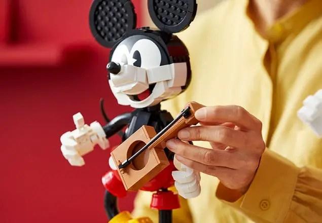 Mickey And Minnie LEGO