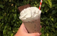 Boozy Coca-Cola Brownie Drink in Disney Springs