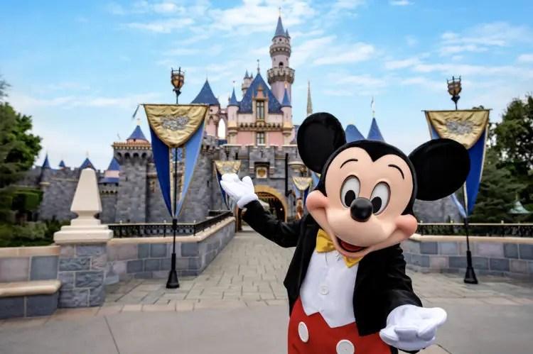 Disney announces Disneyland Phased Reopening Dates
