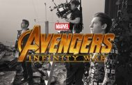 New Behind the Scenes Photos Revealed in Celebration of 'Avengers: Infinity War' Disney+ Debut