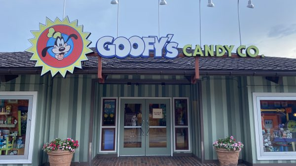 Goofy Candy Co Reopens in Disney Springs