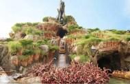 Tokyo Disneyland Considers Changing Theme of Splash Mountain