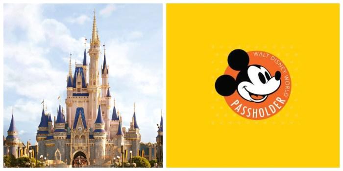 Disney World Annual Passholder Preview Dates and info Disney World Annual Passholders