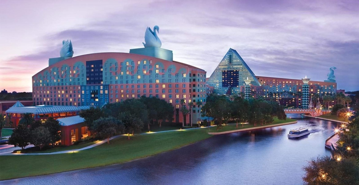 Disney's Swan & Dolphin accepting reservations starting on July 29th
