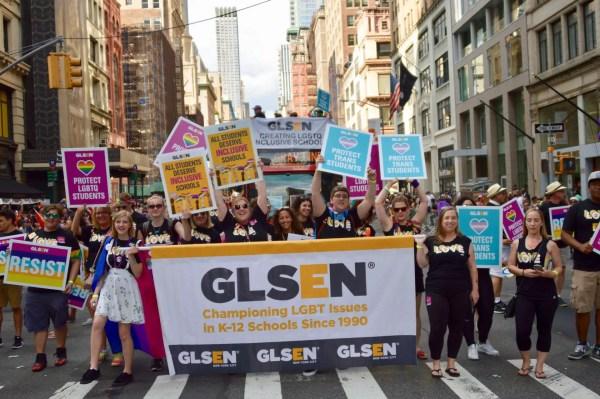 Disney donates $100,000 to GLSEN