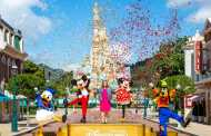 Hong Kong Disneyland officially reopens today