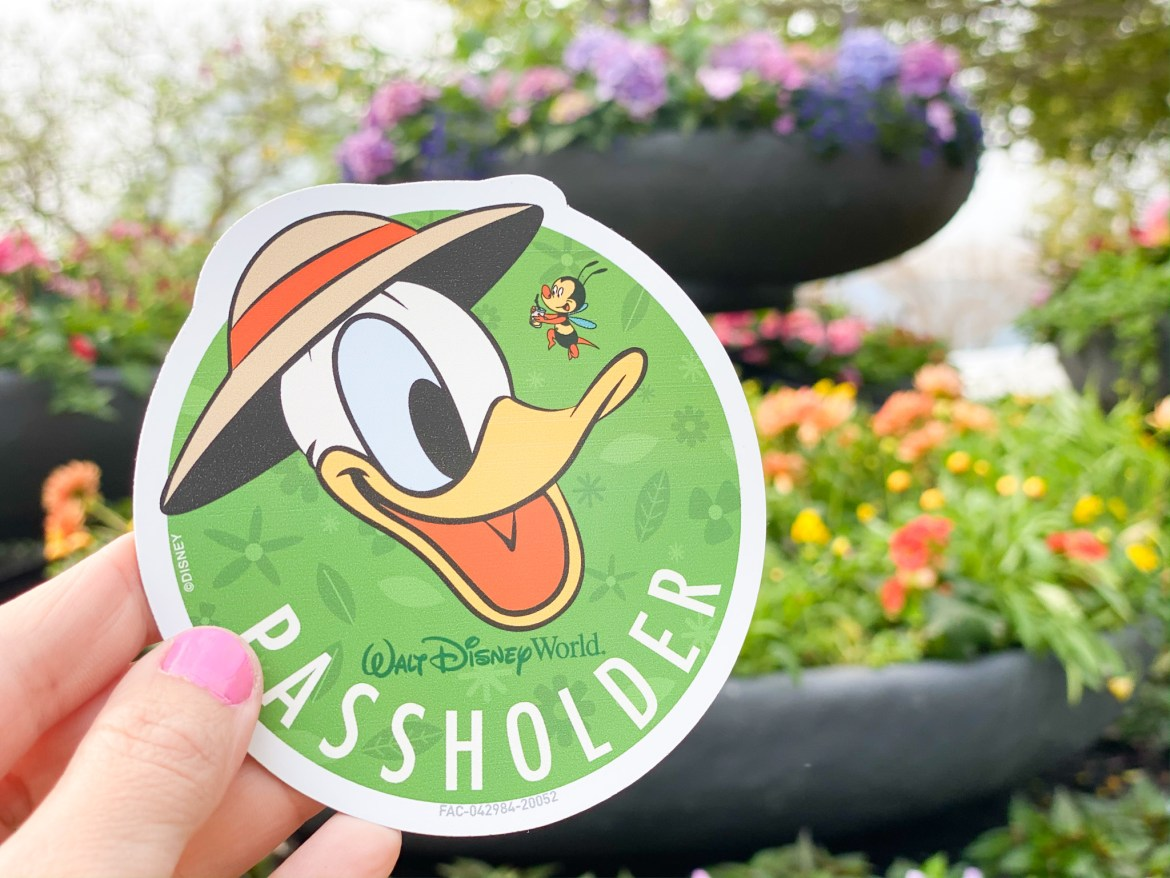 Disney to Surprise Passholders with New Exclusive Magnet