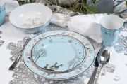 Frosty Cool Frozen Dinnerware Set Is Snowing In Soon