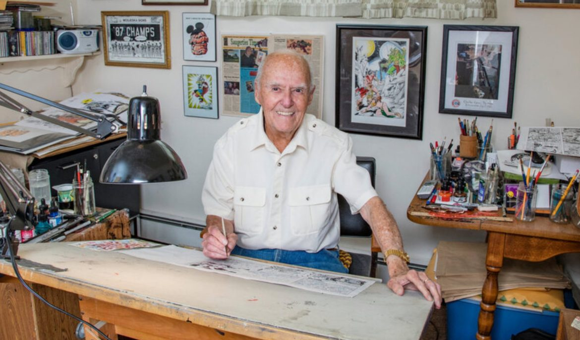 Marvel Comics Inker and Artist, Joe Sinnott, Dies at Age 93