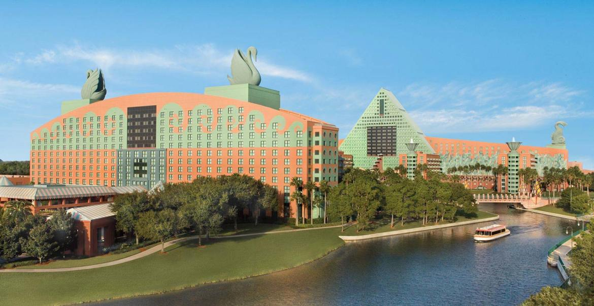 Major League Soccer teams to stay at Disney's Swan & Dolphin Resort