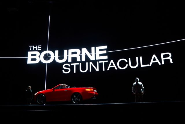 All New Bourne Stuntacular Is Now Open At Universal Orlando Resort! 2