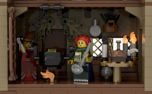 Vote for Hocus Pocus LEGO ideas featuring the Sanderson Sisters! 4