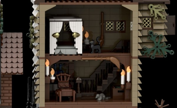 Vote for Hocus Pocus LEGO ideas featuring the Sanderson Sisters! 6